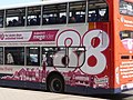 Sheffield - 88 bus on Arundel Gate - geograph.org.uk - 2403230.jpg
