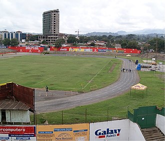 Sheikh Amri Abeid Memorial Stadium - Image: Sheikh Amri Abeid Memorial Stadium