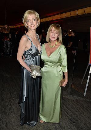 Debra McGrath - Image: Sheila Mc Carthy & Debra Mc Grath at Music & Movies CFC Gala & Auction Fundraiser 2014
