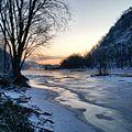 Shenandoah River sunrise (19657766518).jpg