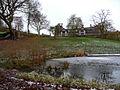 Shibden Hall from the Lily Pond, Shibden Park - geograph.org.uk - 1746908.jpg