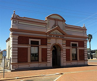 Mount Magnet, Western Australia - Mt Magnet Shire Office b.1898