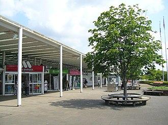 Shisui - Shisui Parking Area on the Higashi-Kanto Expressway