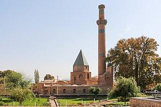 Natanz City in Isfahan, Iran