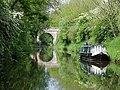 Shropshire Union Canal in Rye Hill Cutting, Staffordshire - geograph.org.uk - 1382842.jpg