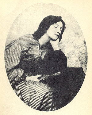 Elizabeth Siddal - Elizabeth Siddal, circa 1860