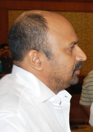 Siddique (actor) - Siddique in 2008