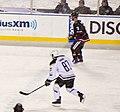 Sidney Crosby and Brent Seabrook (12881901555).jpg