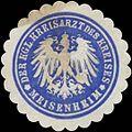 Siegelmarke Der Kgl. Kreisarzt des Kreises Meisenheim W0380478.jpg