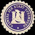 Siegelmarke Gaswerk der Stadt Spremberg W0240340.jpg