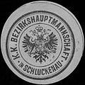 Siegelmarke K.K. Bezirkshauptmannschaft in Schluckenau W0319740.jpg