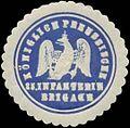 Siegelmarke K.Pr. 85. Infanteriebrigade W0348270.jpg