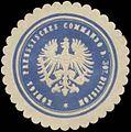 Siegelmarke K.Pr. Commando der 30. Division W0370737.jpg
