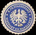 Siegelmarke K. Pr. Standesamt Diesdorf Kreis Wanzleben W0285669.jpg