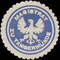 Siegelmarke Magistrat zu Tangermünde W0349185.jpg