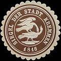 Siegelmarke Siegel der Stadt Kremmen W0313058.jpg