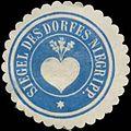 Siegelmarke Siegel des Dorfes Niegripp W0343167.jpg