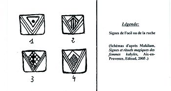 Signes Et Symboles De Kabylie Wikipedia