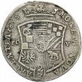 Silbermuenze Anhalt (Johann Georg II) hinten.png