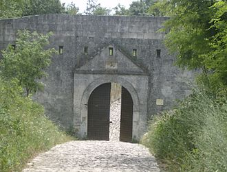 Silistra - The fort of Silistra
