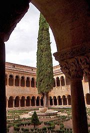 In the Early Middle Ages, cultural life was concentrated at monasteries.