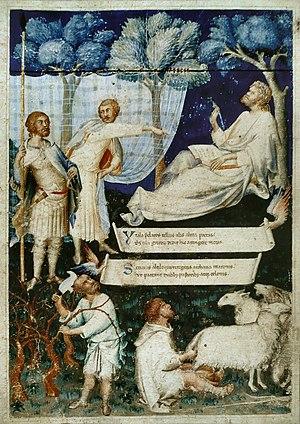 1330s in art - Image: Simone Martini Frontispice du Virgile