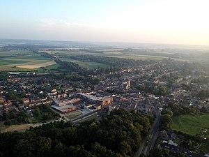 Simpelveld - Image: Simpelveld, aerial view
