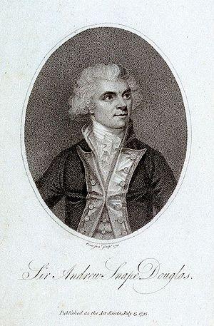 HMS Phaeton (1782) - Sir Andrew Snape Douglas