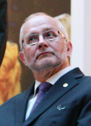 Philip Craven - Craven in 2012