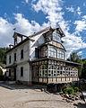 Sitzendorf Hauptstraße 76 Ehem. Pension (heute Wohnhaus).jpg