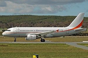 Skytraders Airbus A319-100 CBR Gilbert.jpg