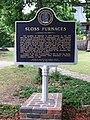 Sloss Furnaces information board Birmingham AL USA.JPG