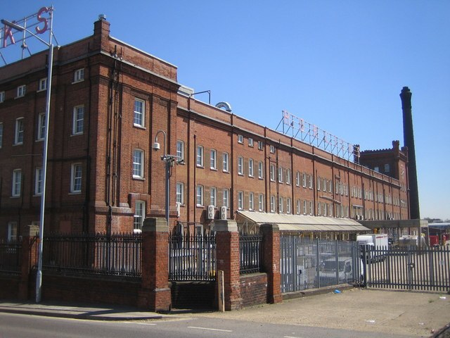 Slough - Horlicks factory