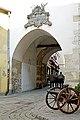 Slovakia-03115 - St. Michael's Gate & Cannon (31476544463).jpg