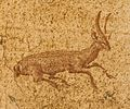 Small painted deer Villa Poppaea Oplontis Torre Annunziata Italy.jpg