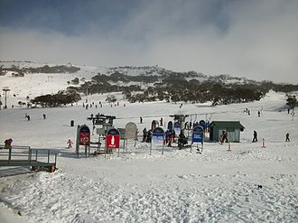 Smiggin Holes, New South Wales - Smiggin Holes Ski Resort, 2010