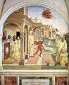 Sodoma - Life of St Benedict, Scene 13 - Benedict Frees a Monk - WGA21575.jpg