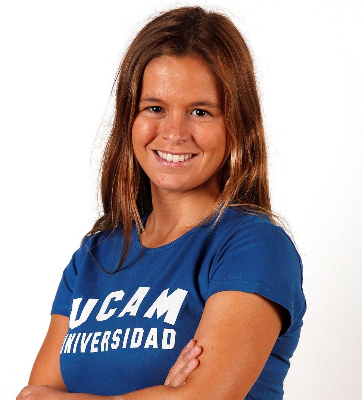 Sofía-Toro UCAM-Campeona-Olímpica (2)