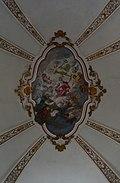 Soffitto della cappella accanto al Palazzo Mezzabarba.jpg