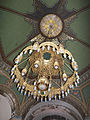 Sofia Synagogue chandelier.JPG