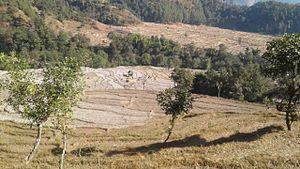 Solukhumbu District - Salyan Fedi ricefield, Solukhumbu