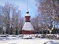 Somerniemi church belltower in winter2011.jpg