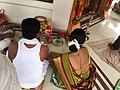Somvati yag at Veerabhadra Devasthan Vadhav in presence of Balyogi Om Shakti Maharaj. 23.jpg