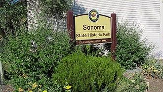 Sonoma State Historic Park - Sonoma State Historic Park