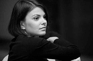 Sofya Tartakova Russian journalist