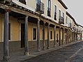 Soportales de la calle Corredera ...... Ampudia (Palencia) (14381197130).jpg