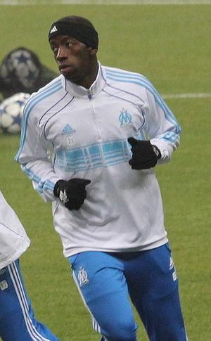 Souleymane Diawara - Diawara with Marseille
