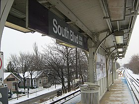 Image illustrative de l'article South Boulevard (CTA)