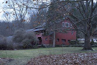 Southbury, Connecticut - Audubon Center Bent of the River