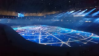 2015 Southeast Asian Games opening ceremony